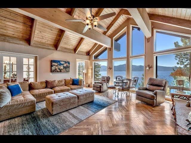 Private Mountain Residence in Incline Village, Nevada | Sotheby's International Realty