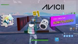 Avicii - Levels (Official Fortnite Creative Mode Video) Tribute