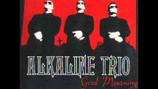 alkaline trio blue in the face electric version