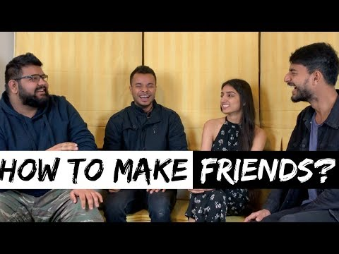 How To Make FRIENDS In Australia | STUDY IN AUSTRALIA | INTERNASH