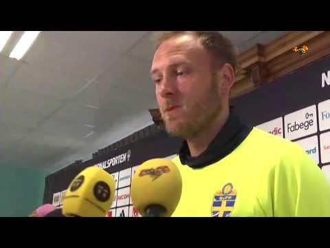 """Andreas Granqvist: """"Jag får träna på att lägga mig"""""""