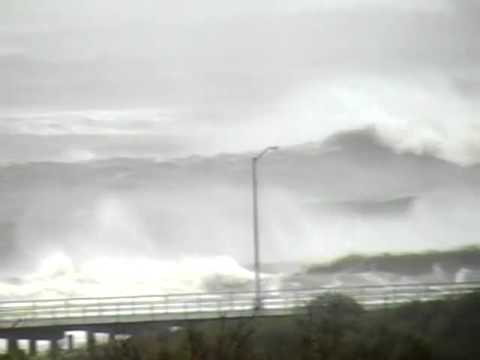 Hurricane Sandy 10-29-2012 @ 3PM