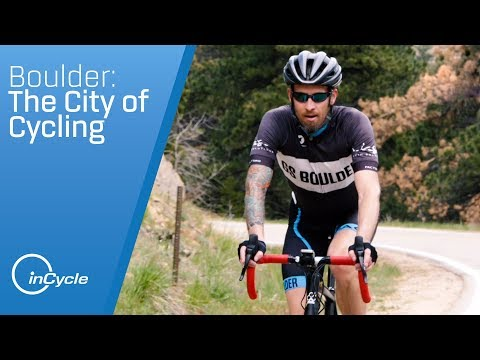 The Secret Cycling Mecca! | Boulder, Colorado | InCycle