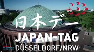 Der japanische Männerchor aus Düsseldorf singt das...
