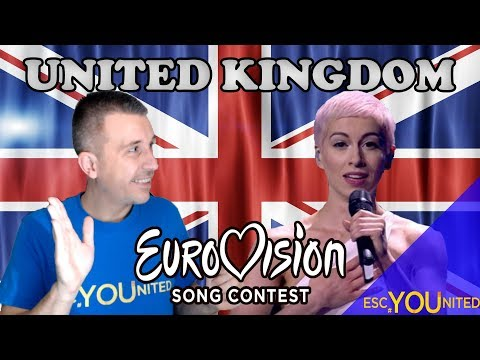 United Kingdom in Eurovision: All songs from 1957-2018 - Reaction
