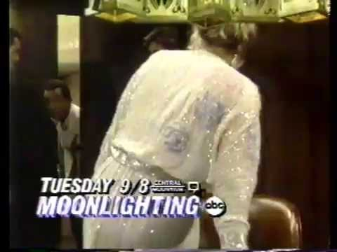 Download Moonlighting & Spenser For Hire 1985 ABC Promo