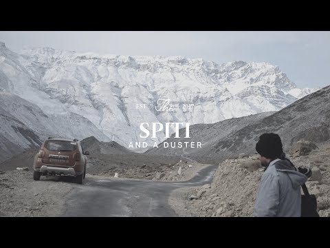 Winter Spiti Valley Road Trip | Renault Duster | December 2016 | Travelogue