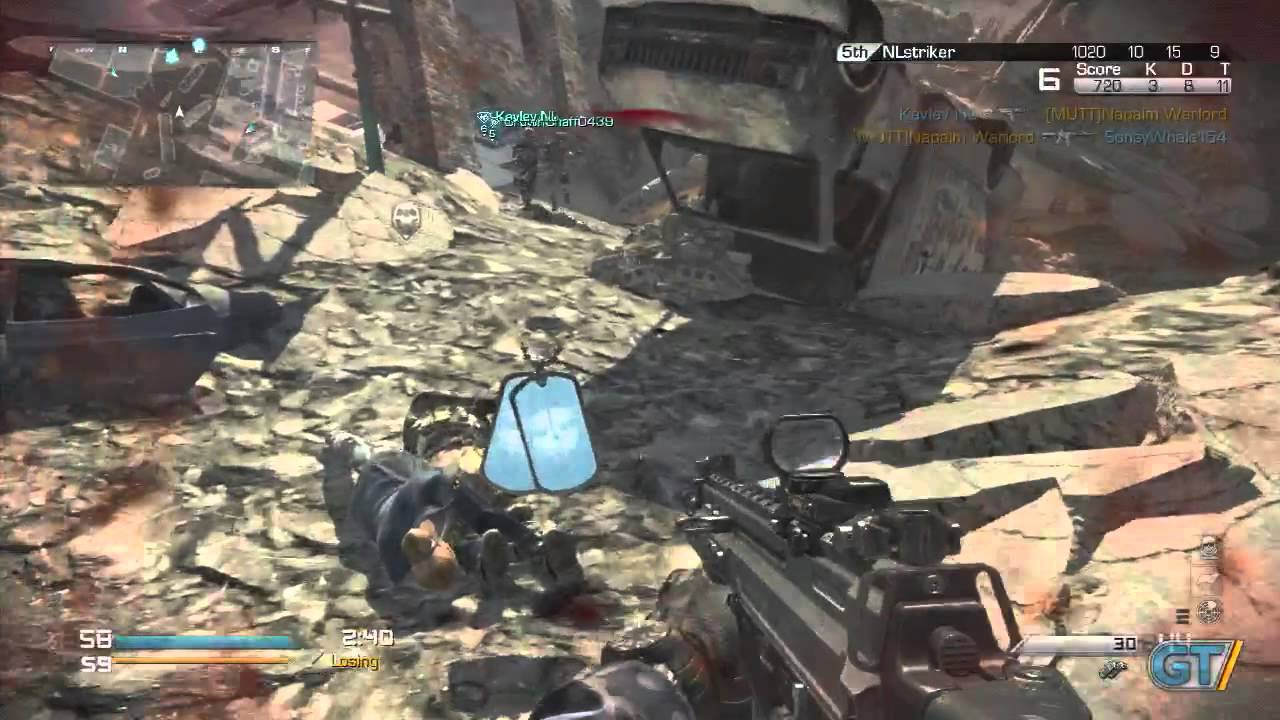 call of duty ghosts xbox 360 gameplay youtube