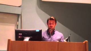 Owen Sheers reads from White Ravens