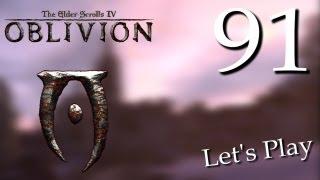 Прохождение The Elder Scrolls IV: Oblivion с Карном. Часть 91