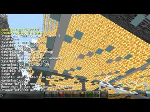 MineCraft: Map Failed, Griefer Won