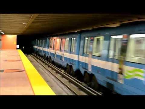 MONTREAL PUBLIC TRANSPORTATION ACTION - OCT. 2013