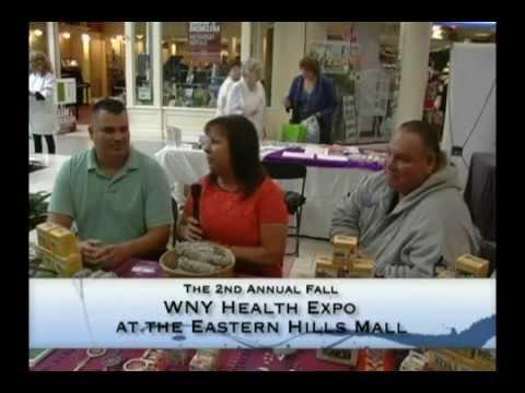 WNY Health Magazine Expo @ Eastern Hills Mall on Health Matters