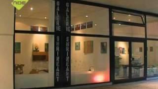 Galerie Shrineart Hamburg City Nord Möbelskulpturen, Malerei