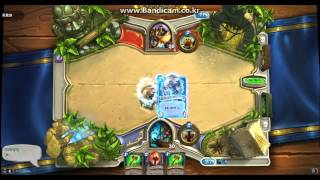 Hearthstone Dust Devil 3 Turn Kill