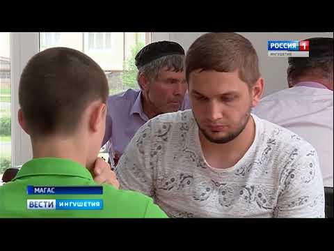 Международный День шахмат в Ингушетии отметили интеллектуальными состязаниями