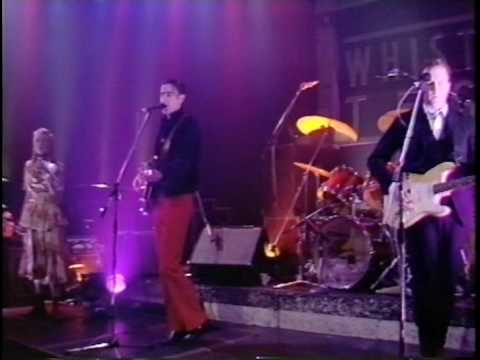 The GoBetweens  Head Full of Steam   on UK TV  1986