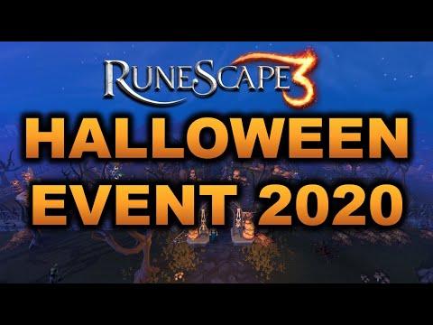 Runescape Halloween 2020 Events RuneScape 3   Halloween Event 2020!   YouTube