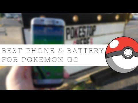Best Phone & Battery For Pokemon GO!
