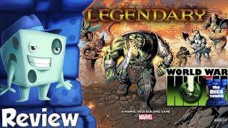 Legendary: World War Hulk Review - with Tom Vasel