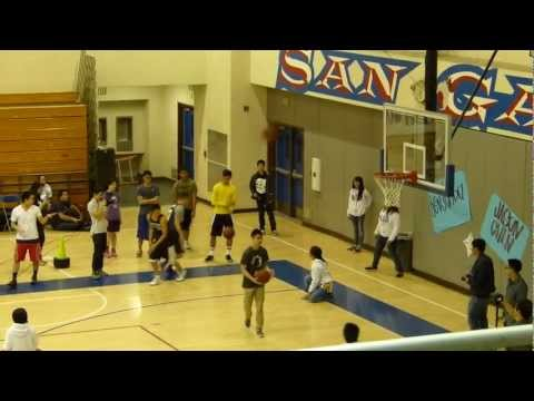 HD [David Fung - Fung Brothers] - 3pt Contest - ISA's Charity Basketball Game