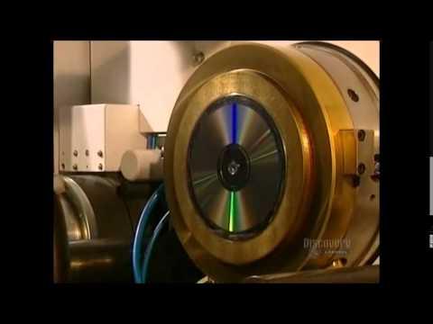 CD/DVD Manufacturing