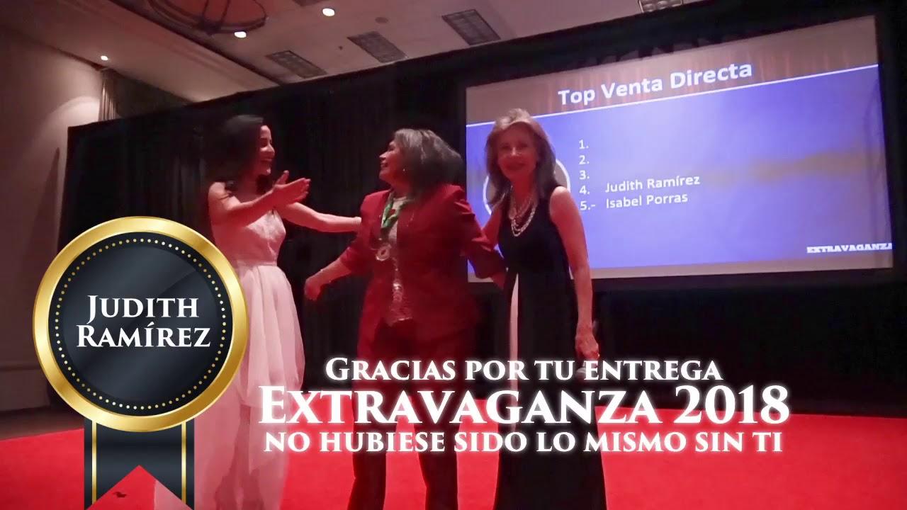 Reconocimiento Judith Ramírez