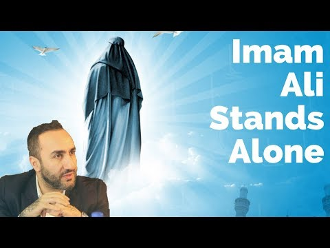 The Real Reason Imam Ali was left alone after Prophet Muhammad's death -  Sayed Ammar Nakshawani
