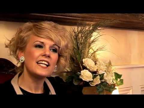 Deborah Harper at The Glass Slipper and the new Mr...