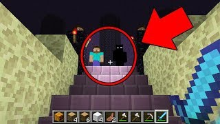 HEROBRINE & NULL KILLED ME in Minecraft... (Finding Herobrine in Minecraft)