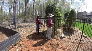 Video Residential Aluminum Fence Installation download MP3, 3GP, MP4, WEBM, AVI, FLV Juni 2018