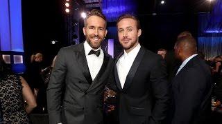 2017 Golden Globe Movie Races to Watch: Ryan Gosling vs. Ryan Reynolds Meryl Streep vs. Emma Stone