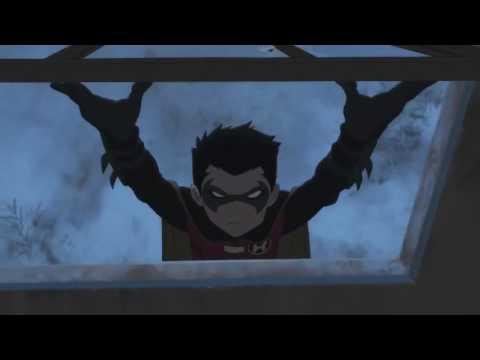 Batman vs Robin (intro)
