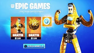 Donc, vous obtenez le bundle TRAVELER 'GRATIS' à Fortnite! (V-Bucks) Fortnite Bataille Royale