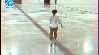 Dorothy Hamill - 1976 Olympics - Exhibition