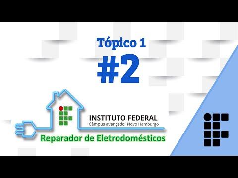 FIC Reparador de Eletrodomésticos 2020/2 – Tópico 2, Aula 6 - Parte I - Números Decimais from YouTube · Duration:  7 minutes 52 seconds