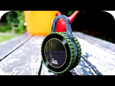 All Terrain Sound Camo Speaker Full Review | 4K