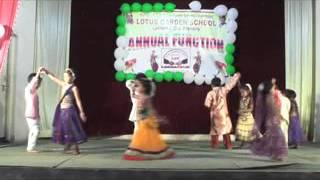 bandh mere pairo main payal arush rathod lotus garden school lakhandur