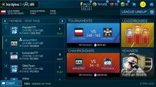 LIVE!!! FIFA MOBILE 19 ROBIMY SKŁAD REPREZENTACJI POLSKI
