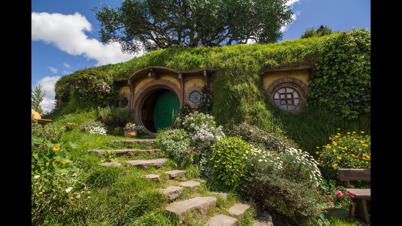 hobbiton der sch nste ort der welt filmset in neuseeland work and travel youtube. Black Bedroom Furniture Sets. Home Design Ideas