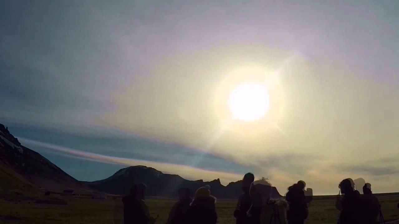 Daniel Island Eclipse