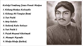 Download lagu Kidung Wahyu Kolosebo Tembang Jawa Penuh Makna Populer Sepanjang Masa MP3