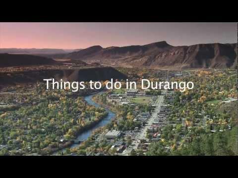 Summer in Durango, Colorado -- vacation rentals
