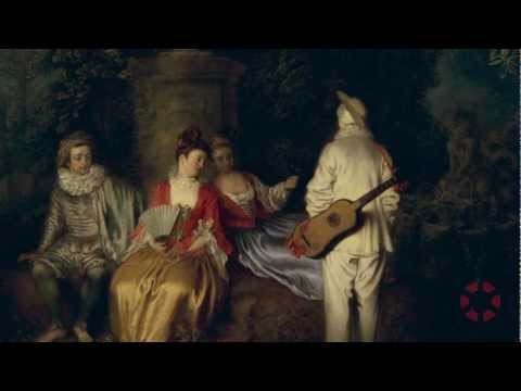 Conversations with Colin: Watteau's The Foursome