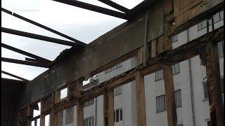 Վանաձորի խաղահրապարակներից մեկում «վտանգավոր տնակ» է հայտնվել, բնակիչները բողոքում են