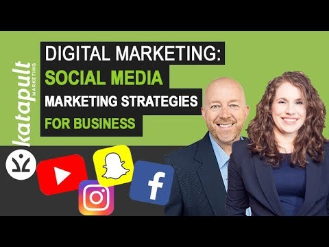 Social Media Marketing Strategies for Business [WEBCAST #5] with Lauren Teague