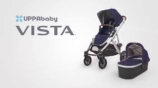 видео Купить UPPAbaby Vista (прогулочная) - цены на коляску, отзывы, обзор на UPPAbaby Vista (прогулочная) - Коляски прогулочные