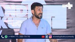 Səbuhi Bayramov (Stand UP Baku 45-ci veriliş)