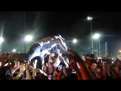 10 Years - Wasteland - Live 4-12-14 Fiesta Oyster Bake