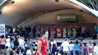 Concert at Kirstenbosch National Botanical Garden‎